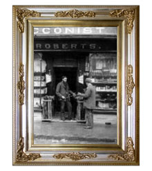 AE Lloyd & Sons Original shop