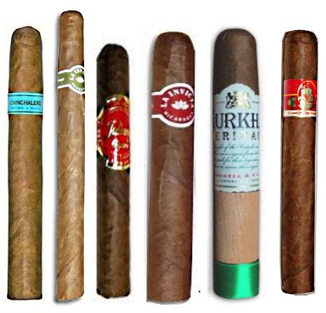New World Cigar Sampler Offer