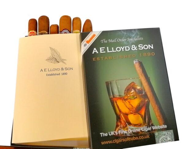 New World Cigar Sampler