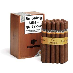 Cohiba Siglo III Box of 25 Cigars
