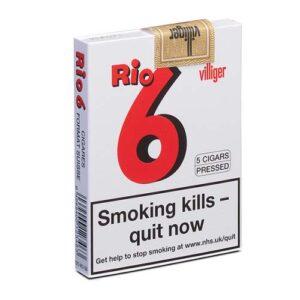 Villiger Rio 6 Cigar - Pack of 5